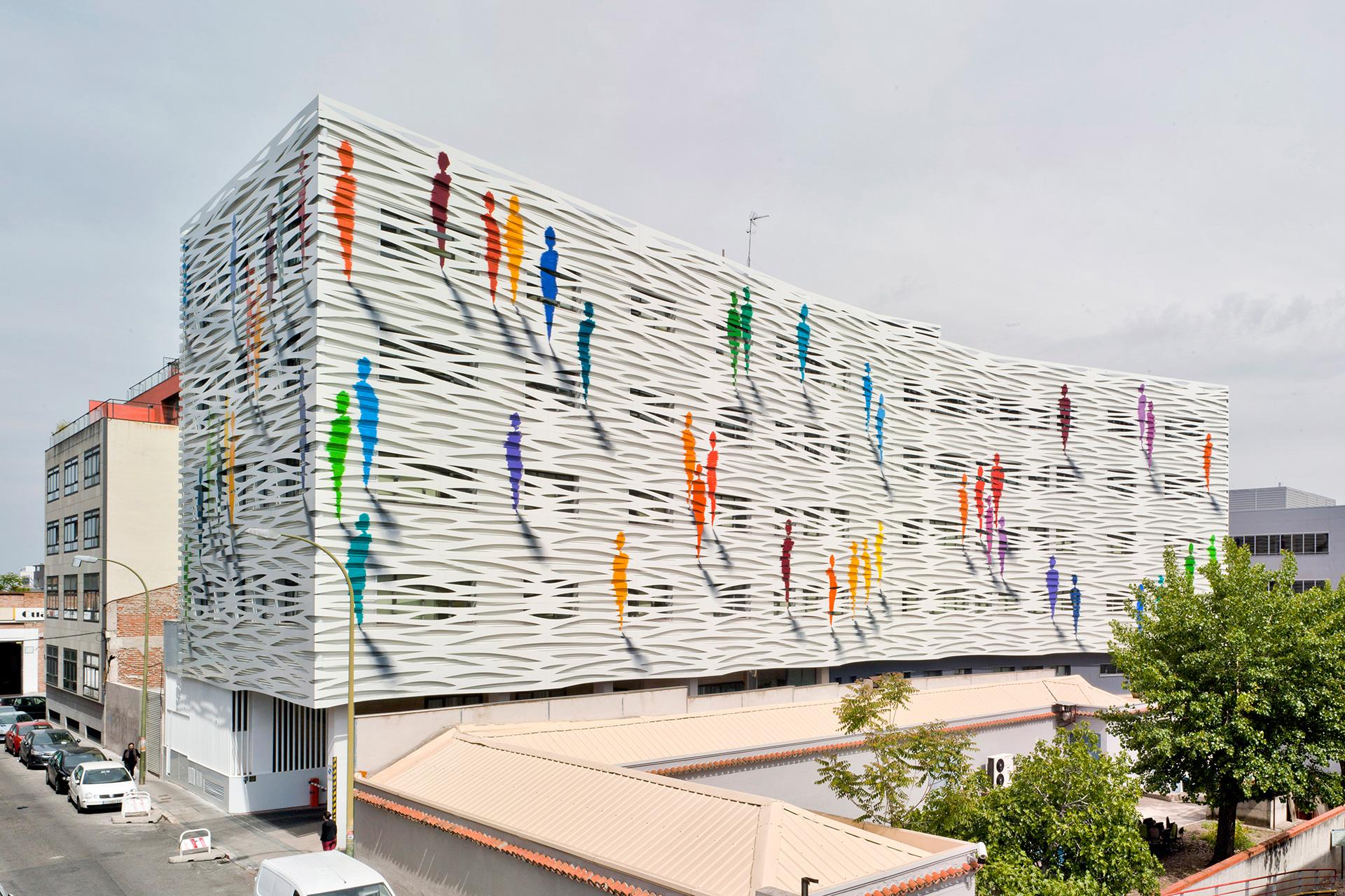 SUSO33 Wall Cualtis Madrid