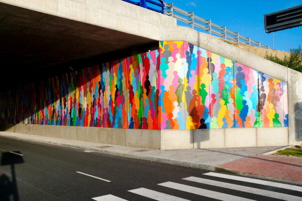 SUSO33 Wall Ausencias color Torrelodones