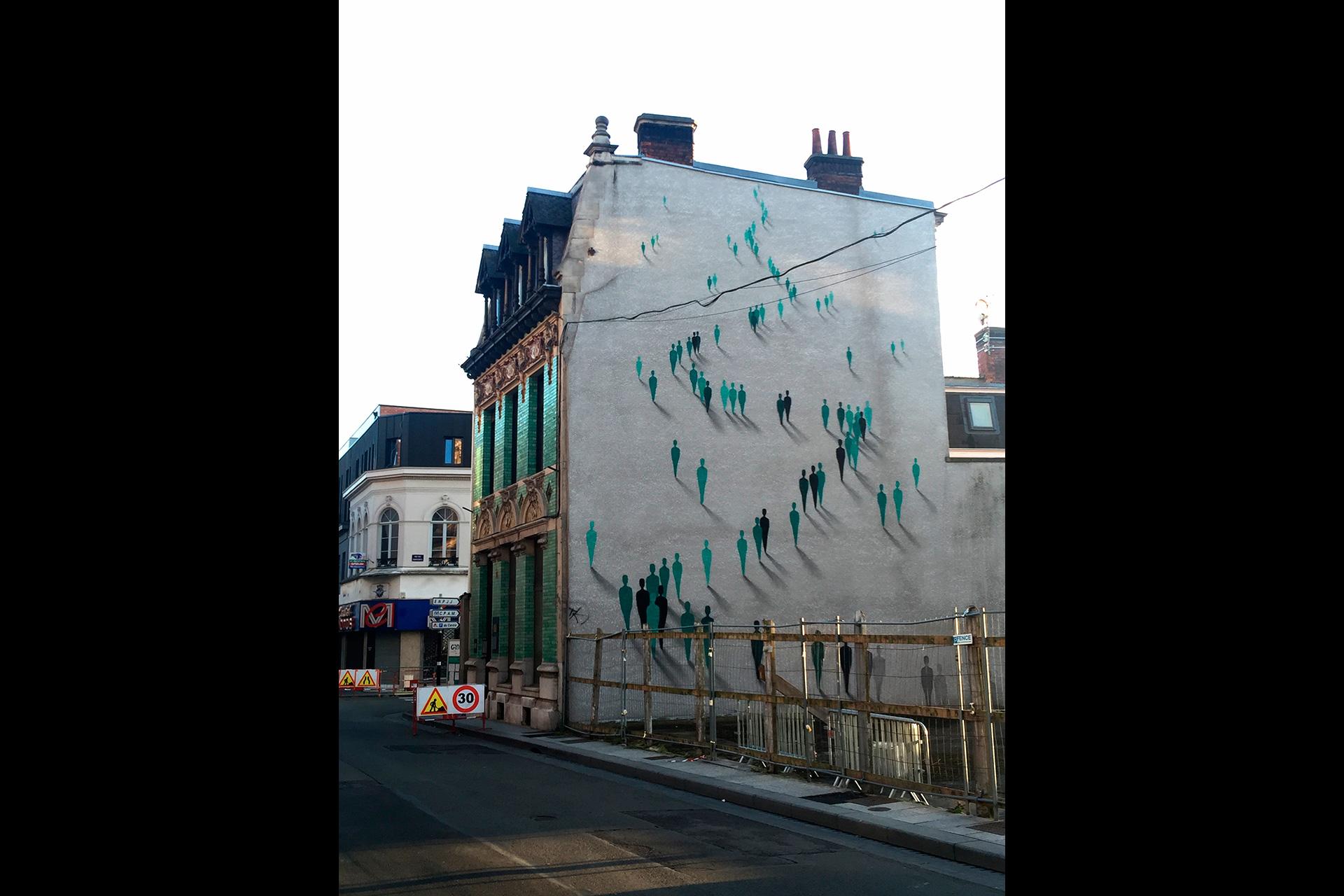 SUSO33 Wall Presencias Lille