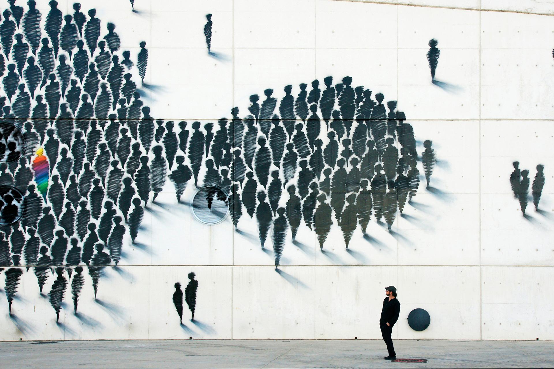 SUSO33 Wall IFEMA Madrid