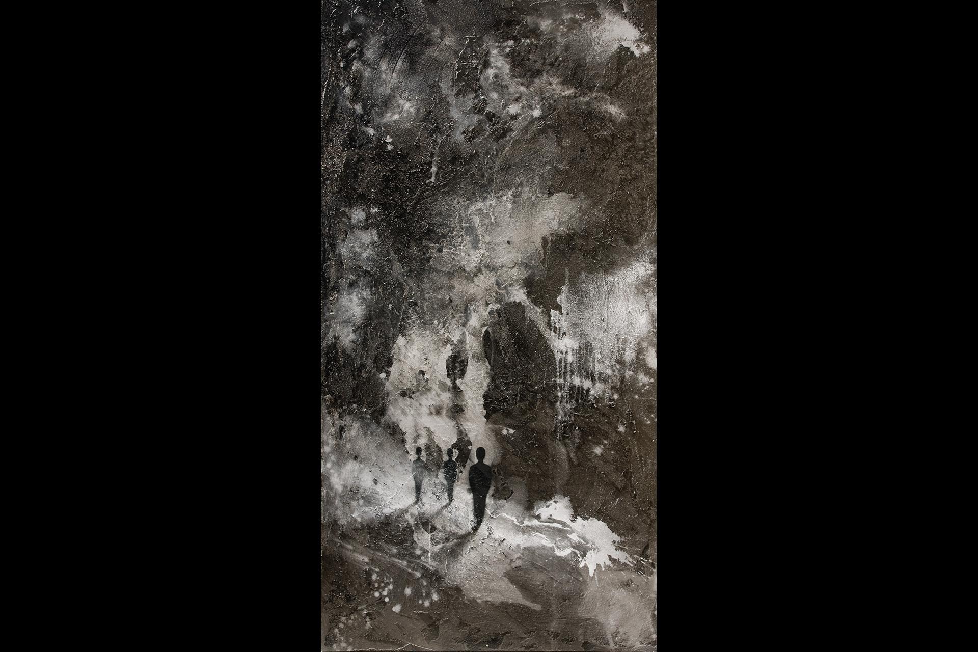 SUSO33 Pinturas negras detail